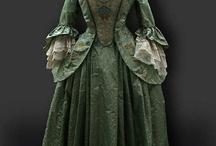 18th century clothing and fashion
