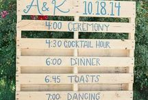Bryllup program