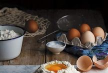 Photos # foods/eggs & stylings