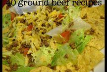 Food/Ground Beef