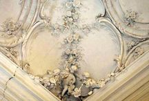 Ceiling Roses & Ceiling Details
