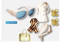 White and Gold / X out the cold! White and gold are a cheerful and fresh combination for the season. Accessorize with Xs  for Xtra pizzazz and Xcitement!