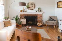 Mid century modern home ideas