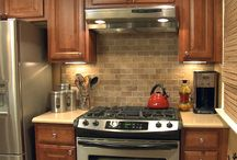 Kitchen remodel / by Alison Lamkin