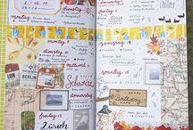 ✧ Journaling | Travelers Notebook | Memory Keeping / Hier findest du Inspiration für deine nächste Happy Mail