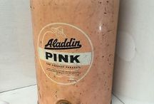 ALADDIN PINK / Visit our website to see our full range of automobilia. Stock changes regularly, so check back for new products: http://mattsautomobilia.co.uk/new