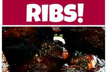 Recipes - Ribs