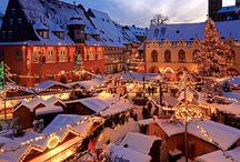 Weihnachtsmärkte / Auf dieser Pinnwand pinne ich Pins mit Tipps und Empfehlungen für tolle Weihnachtsmärkte.