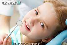 Specialized dental fields