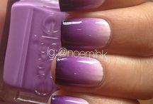 Just a nail colors ...