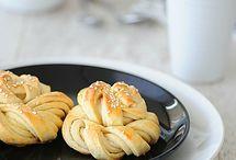 Ψωμιά-πίτες-ζύμες