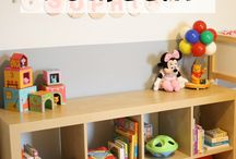 Montessori Kids Room