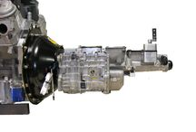 LS3 Magnuson Heartbeat w/TKO600 / LS3 Engine with Magnuson Heartbeat Supercharger and TKO600 Transmission.
