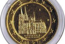 Monedas 2 euros Alemania