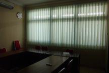 Gorden Kantor / Menerima pesanan untuk dekorasi rumah, Gorden Vitras wallpaper dll