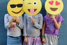 emotikony smiley faces