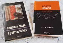 My Insta photos 2018 első #könyvtárikönyvek  #hermanhesse #kevinduncan #outofmycomfortzone