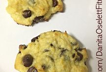 Lchf cookies & crackers