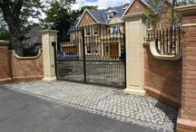 Metal Railings and Gates