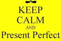 Present Perfect Fan Art / Pix made by fantastic fans of Present Perfect. Thank ya'll so much. -Alison