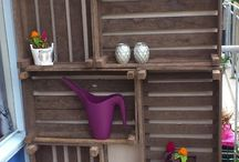 Small balcony  decorating ideas / Small balcony