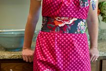 Aprons! / by Angela Ingram