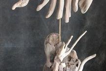 Escultura maderas