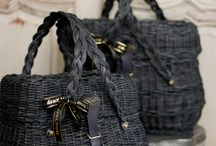 wicker bags