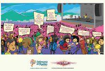 Quitofest2013 / La Defensoría del Pueblo es una de las instituciones colaboradoras del festival de música independiente Quitofest 2013