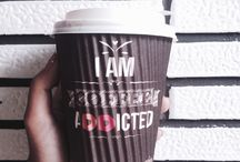 I am coffee addicted!