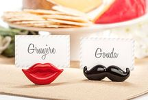 Pucker Up: All About Mustache and Lips / Great ideas for a mustache themed party!!