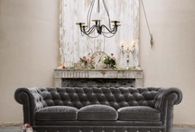 decorating inspiration / by Paris Hotel Boutique