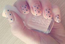Uñas cortas - Short nails / Diseños para uñas cortas - Short nails designs