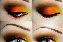make up / by holley wimbish