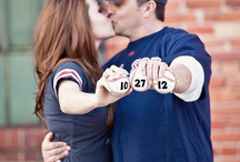 Engagement/Wedding Picture Ideas / by Nikki Rose