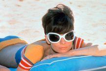 Audrey Hepburn * 2 * / by Aňa
