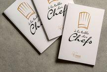 """TOURISME CULINAIRE / Création graphique, réalisation de supports, rédactionnels, animations dans la valorisation d'un territoire gastronomique et des destinations """"tourisme culinaire""""."""