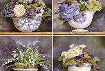 vázás virágok