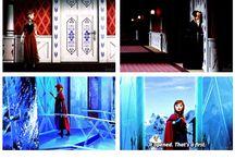 Slaapkamer Frozen