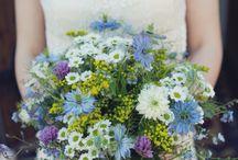 Wedding flowers Kirsty