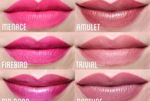 beauty | Lipstick / From Lip Swatches to Lip Art. All the Lipstick you need is right here