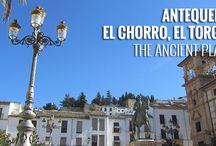 Antequera, El Chorro, El Torcal