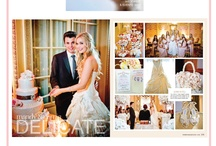 Monarch's Published Work / Showcases real weddings or events featured in magazines or blogs.  / by Monarch Weddings