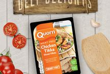 Deli Delights / Everything you need from Quorn and more to enjoy the great outdoors!