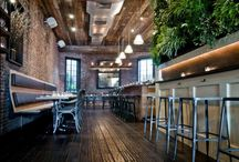 Restaurantes & Cafés