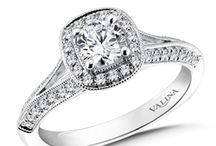 VALINA BRIDAL ENGAGEMENT RINGS