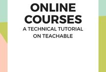 Online Courses / Learn how to create an online course through Teachable, make money from online courses and how to create your own course. This board covers email courses, online courses and other types of course that you can create to boost your income and knowledge.