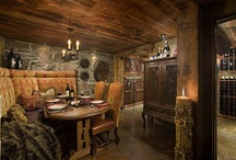 Wine Rooms and Wet Bars / by Locati Interiors