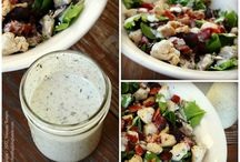 Salad Dressings/Sauces/Condiments