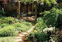 Backyard Bliss / by Crystal Yates